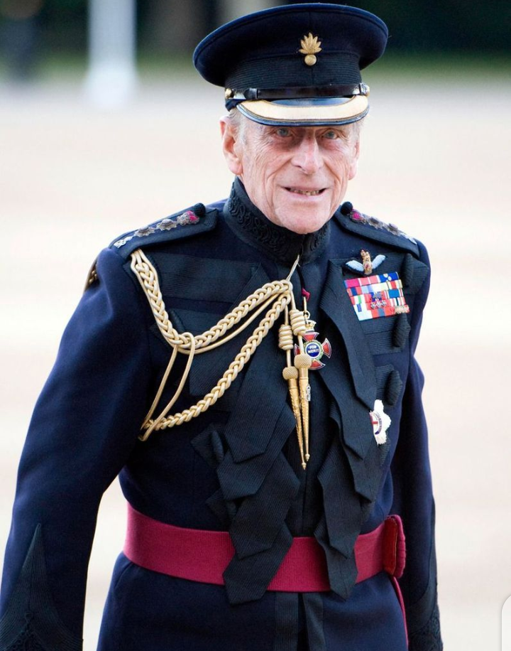 Le prince Philip endeuille l'Angleterre.